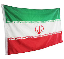 Флаг Ирана 90х160см