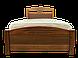 Кровать деревянная София (120*200) венге, фото 2