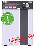 Стабилизаторнапряжения ГЕРЦ36-3/25А v3.0(16,5кВА/кВт). 36ступеней стабилизации