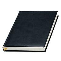 Щоденник 'Принт' чорний Lediberg ТМ для брендування на обкладинці, фото 1