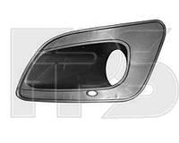 Решетка в бампер правая ЗАЗ Forza 09-/Форза (Chery)
