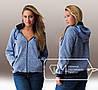 """Стильная  женская куртка для пышных дам """" Стрелка """" Dress Code"""