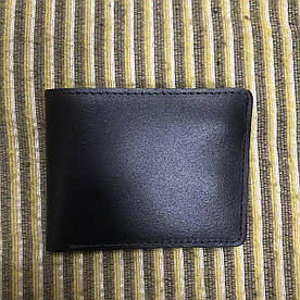Кошелек v.3.0. Fisher Gifts STANDART черный (кожа)