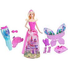 """Barbie принцеса у казкових костюмах серії """"Миксуй та комбінуй"""""""