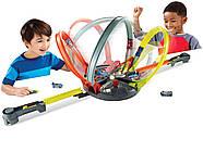 Трек Хот Вилс Улётное вращениеHot Wheels Roto Revolution Оригинал от Mattel, фото 5