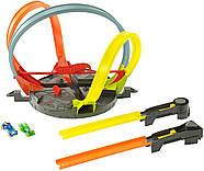 Трек Хот Вилс Улётное вращениеHot Wheels Roto Revolution Оригинал от Mattel, фото 8