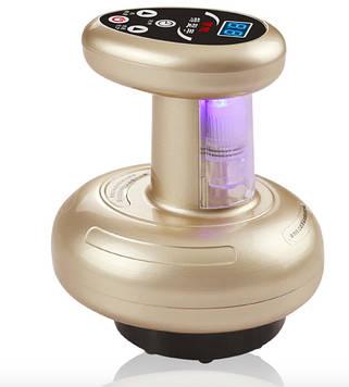 Аппарат вакуумного массажа тела с инфракрасным прогревом