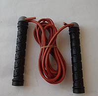 Скакалка шкіряна Jump Rope P-405, фото 1