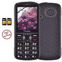 Китайский бабушкофон T. Gstar 008. 2 SIM, FM, Bluetooth.