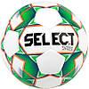 М'яч футзальний Select Futsal Attack New (046) №4 White-Green (5703543187102) #F/B
