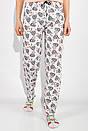 Пижама женская 317F019 цвет Абрикосово-серый, фото 6