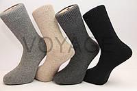 Мужские носки шерстяные высокие гладкие Кардешлер 06