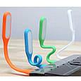 👩💻Светодиодная USB подсветка для ноутбука, USB LED светильник в ассортименте 👨💻, фото 3