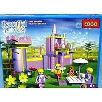 Конструктор COGO «Красивая принцесса» CG3251