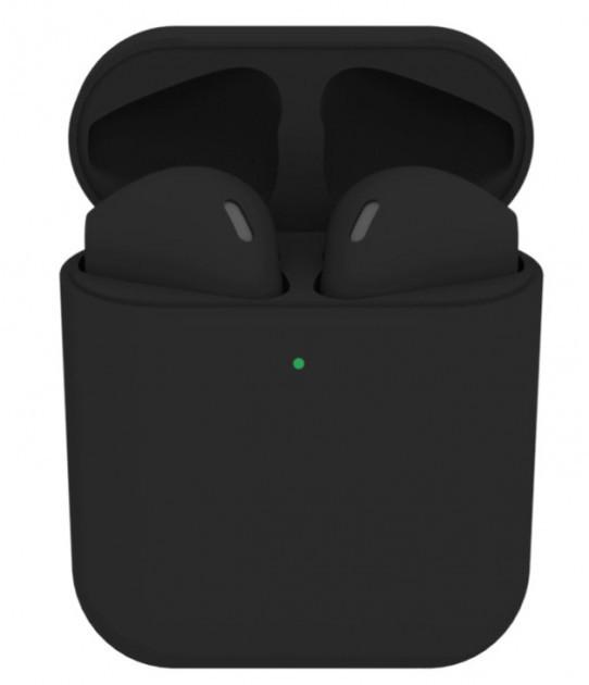 Беспроводные наушники AirPods 2 Black Matte (Люкс копия)