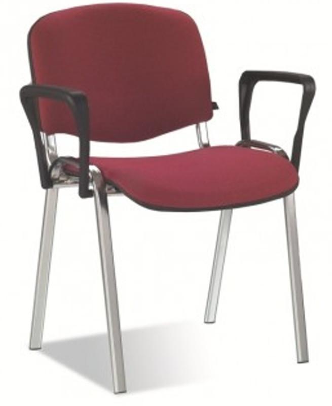 Офисный стул ISO arm black