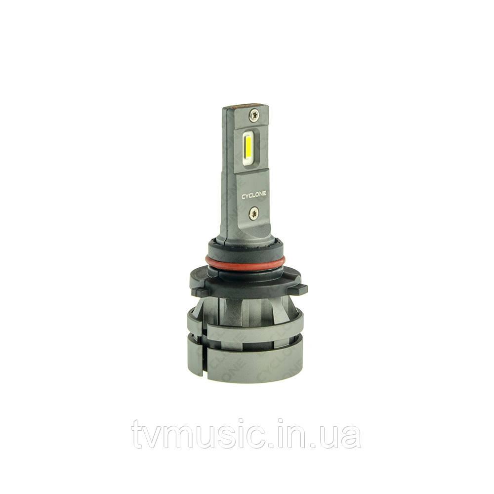 LED лампа CYCLONE HB3 (9005) 5000K 5100Lm CR Type 27S