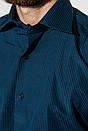 Рубашка 50PD85103 цвет Сине-черный, фото 4