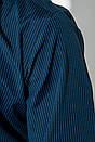Рубашка 50PD85103 цвет Сине-черный, фото 5