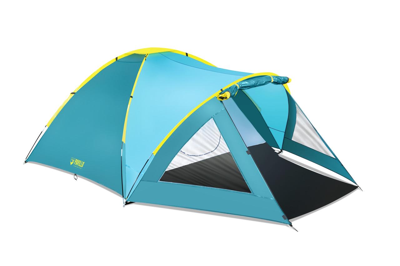 Палатка туристическая Bestway 3-местная (210+140)x240x130см