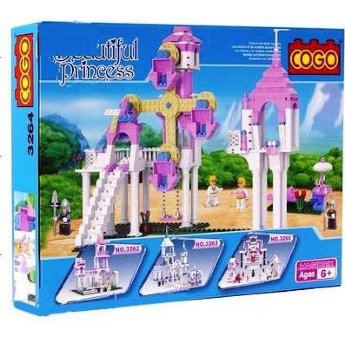 Конструктор COGO «Красивая принцесса» CG3264