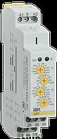 Реле времени ORT 2 контакта 12-240В AC/DC с независимыми уставками, ИЕК [ORT-2T-ACDC12-240V]