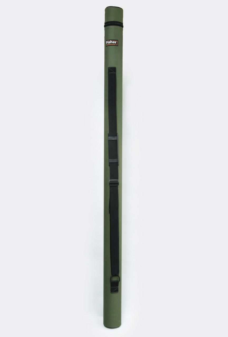 Тубус  для удилищ 130 см * 80 мм
