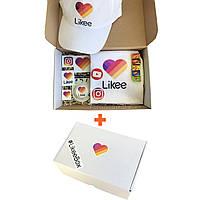 Подарочный набор Super Likeе Box (Лайк Бокс) White в подарочной коробке Лайк
