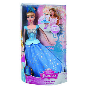 Кукла Дисней золушка в волшебной юбке, фото 2