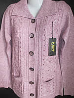 Теплые женские кофты с карманами., фото 1