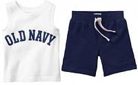 Комплект для мальчика Old Navy - майка и шорты