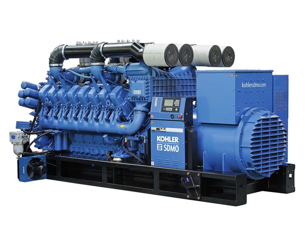 Трехфазный дизельный генератор SDMO X2200C (1760 кВт)