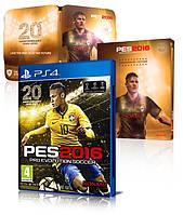 Pro Evolution Soccer 2016 Anniversary Edition ps4