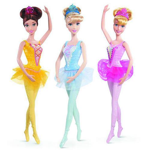 Кукла Дисней балерина
