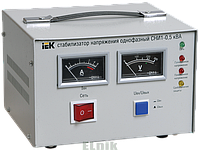 Стабилизатор напряжения однофазный СНИ1-1,5 кВА, ИЕК [IVS10-1-01500]