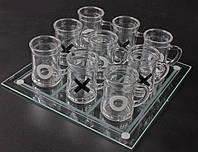 Алко-игра Крестики-нолики (пьяные Крестики-нолики) Пивные кружки Крестики-нолики