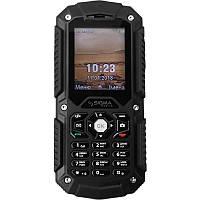 """Мобильный телефон Sigma mobile X-treme PQ67 Dual Sim Black (4827798373729); 2"""" (220х176) TN / MediaTek MTK6276 / microSD до 32 ГБ / камера 1.3 Мп / 3G"""