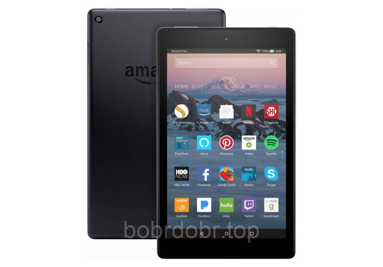 Планшет Amazon Fire HD8 16GB + Google Play Store (8Gen - Самая последняя модель)
