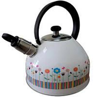 Чайник со свистком 2.5л Gusto GT-1404-25/1 (82597)