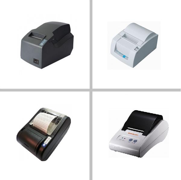 Принтеры для печати чеков
