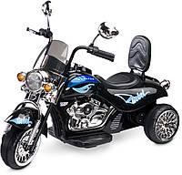 Электромотоцикл Caretero Rebel Black