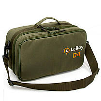 Сумка для снастей LeRoy Accessory Bag D4, фото 3