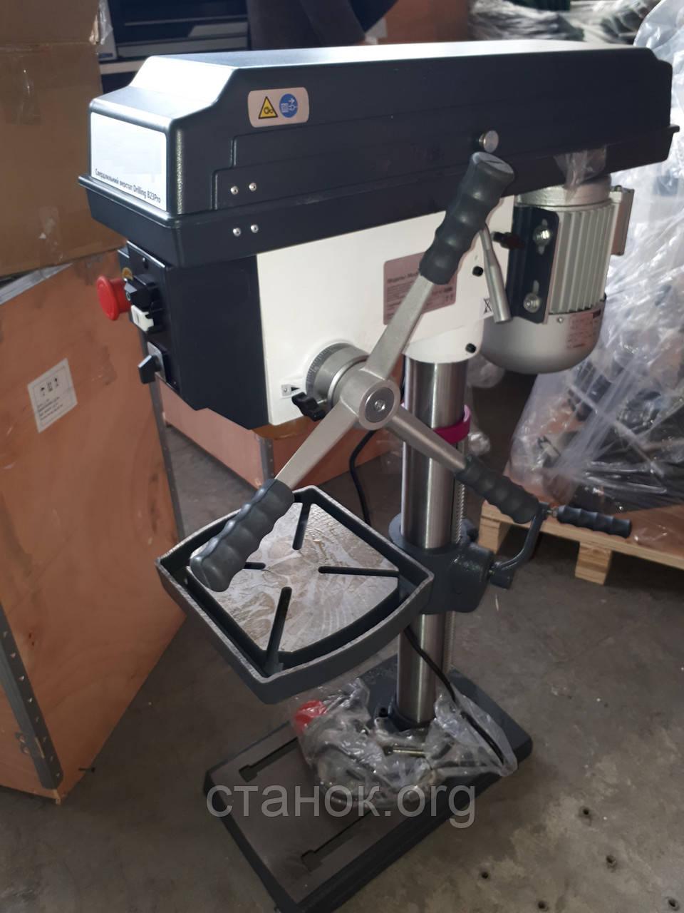 OPTIdrill B 23 PRO cверлильный станок по металлу свердлильний верстат оптимум дрил б 23 про Optimum