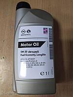 """Масло моторное синтетическое """"GM"""" General Motors Dexos 2 Longlife 5W-30 1л. - производства Германии"""