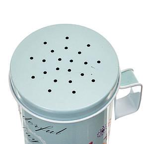 """Банка для хранения соли с ручкой """"Чудесный день"""" (8113-010), фото 2"""