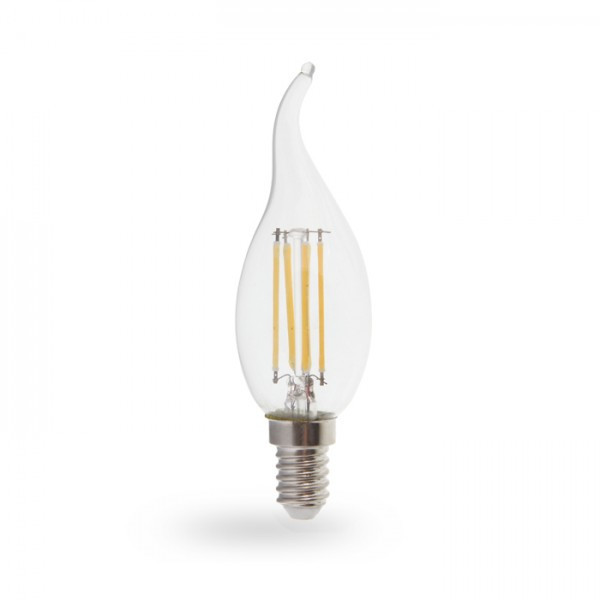 Светодиодная лампа Feron LB-69 4W E14 2700K диммируемая