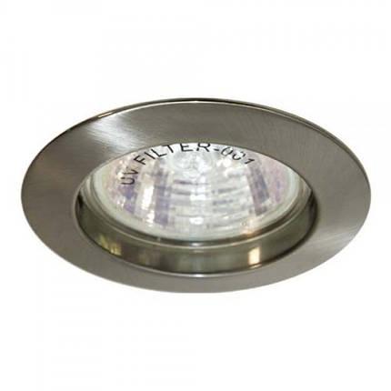 Встраиваемый светильник Feron DL307 титан, фото 2
