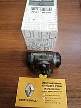 Гальмівний циліндр робочий Renault Logan, Sandero, Symbol (Original) -7701070668