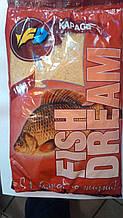 Прикормка Fish Dream 1кг Карась