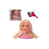Кукла Голова для создания причесок и макияжа